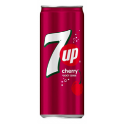 7-UP Cherry 330ml