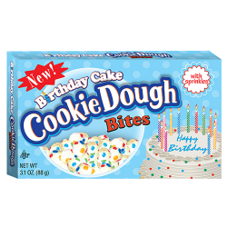 Birthday Cake Cookie Dough Bites (88g)
