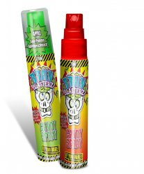 Brain Blasterz Mega Sour Spray Candy Apple