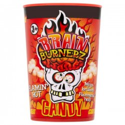 Brain Burnerz Flamin' Hot Candy