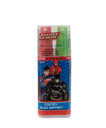 Candy duo Spray JUSTICE LEAGUE