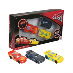 Cars 3 3D Hard Shell Erasers