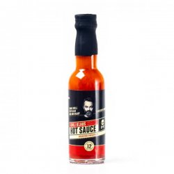 Chili Klaus Reaper Passion Hot Sauce 38ml