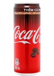 COCA COLA COFFEE 37 CL