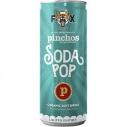 The Dirtwater Fox + Pinchos Soda Pop 250ml