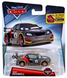 Disney Cars Carbon Racers Max Schnell