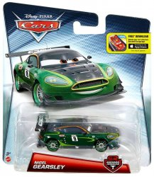 Disney Cars Carbon Racers Nigel Gearsley