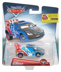 Disney Cars Carbon Racers Raoul Caroule