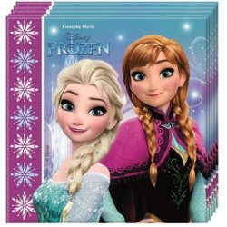 Disney Frozen Servetter 20st