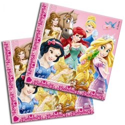 Disney Princess Servetter 20st