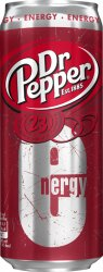 Dr Pepper Energy energidryck 300ml