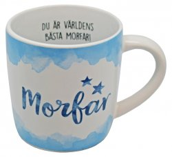 Enjoy Mugg morfar