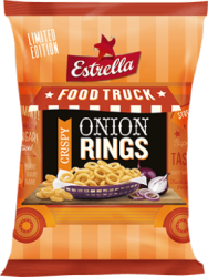 Estrella Food Truck Onion Rings 170g