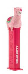 Pez Hello Kitty Lama