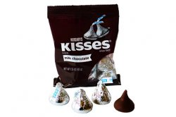 Hershey's Kisses 43g