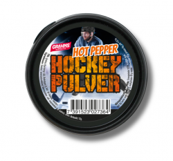 Hockeypulver Hot Pepper