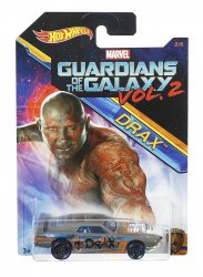 Hot Wheels Marvel Guardians of the Galaxy (Drax)