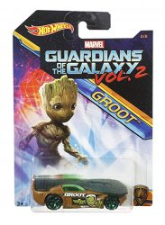 Hot Wheels Marvel Guardians of the Galaxy (Solar Reflex)