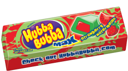 Hubba Bubba Max Strawberry & Watermelon