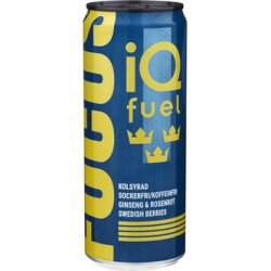Iq Fuel Focus Tre Kronor 330ml