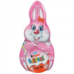 Kinder Surprise Bunny Rosa 75g