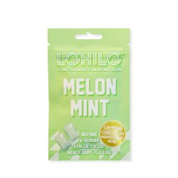Lohilo Melon Mint - Functional Chewing Gum
