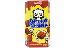 Meiji Hello Panda Double Chocolate (50g)