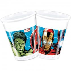 Mighty Avengers Muggar 8st (200 ml)
