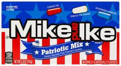 Mike and Ike Patriotic Mix 141g