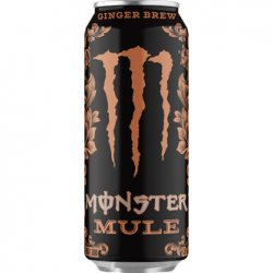 Monster Energy Mule Ginger Brew 500ml
