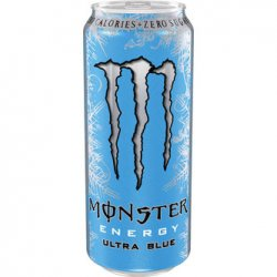 Monster Energy Ultra Blue 50cl