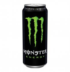 Monster Grön (Original) 500ml