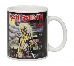 Iron Maiden Killers Mugg