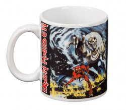 Iron Maiden Number Of The Beast Mugg