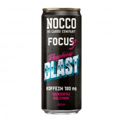 Nocco Raspberry Blast 330ml