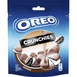 Oreo Crunchies Dipped 110g