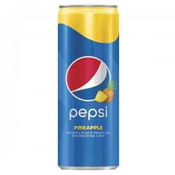 Pepsi Pineapple 355ml