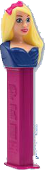 PEZ Barbie (bow)