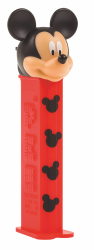 Pez Stylish Mickey & Minnie (Mickey Red)