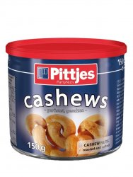 Pittjes Cashews tin 150g
