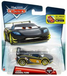 Disney Cars Carbon Racers Lewis Hamilton
