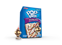 Pop-Tarts Frosted Hot Fudge Sundae 8-pack 382g