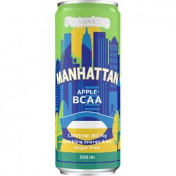 Powerking Manhattan Apple 330ml