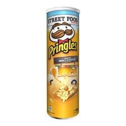Pringles Bacon Mac & Cheese Flavour