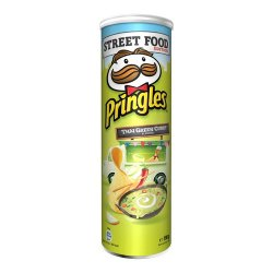 Pringles Street Food Thai Green Curry 190g