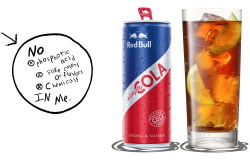 Red Bull Simply Cola (250ml)