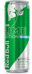 Red Bull Lime Edition Sugarfree 250ml