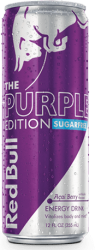 Red Bull Purple Edition Sugarfree - Açaí Berry 250ml