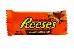 Reese's Milk Chocolate Peanut Butter Cups 42g