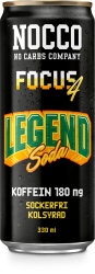 Nocco Focus 4 Legend Soda 330ml